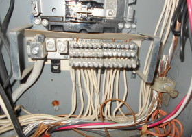 Aluminum Wiring Inspection